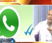¿Eres adict@ al WhatsApp? Chequea. VIDEO…