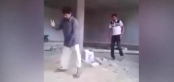 VIDEO VIRAL: la graciosa y pesada broma a un compañero de trabajo