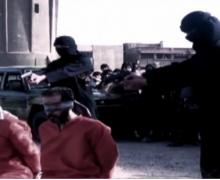 HORRIPILANTE VÍDEO: fusilamientos y decapitaciones en Siria; terroristas del ISIS vuelven a matar