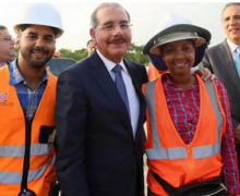Presidente Medina visita La Nueva Barquita; estará lista en diciembre…