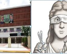 ¿Cuál cree UD. tenga más descrédito entre el Congreso y la Justicia dominicana?