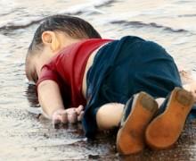 La imagen que avergüenza al mundo…