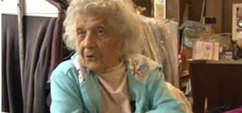 Mujer de 100 años trabaja 11 horas diarias 6 días por semana