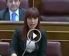 """UNA DIPUTADA con """"cojones""""; ridiculiza ministro. VIDEO…"""