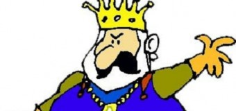 Lo que sucedió a un rey y a un ministro suyo…
