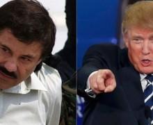 El Chapo ofrece 100 millones de dólares por cabeza de Trump