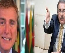 """EEUU """"enculillaos"""" con Danilo Medina y su gobierno. AUDIO…"""