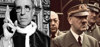 HISTORIA: Papa Pío XII quiso eliminar a Hitler mediante plan secreto