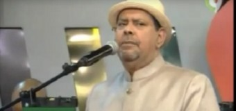 Fernando Villalona explica su situación actual de salud