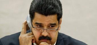 Maduro expulsa al encargado de negocios de EEUU….