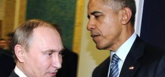 Obama y Vladimir Putin se reúnen a puertas cerradas en París