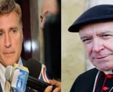 """El cardenal """"se burla"""" de la condición homosexual del embajador EEUU"""