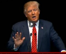 El chantaje de Donald Trump a la CNN. VIDEO…