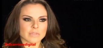 "Kate del Castillo: ""Soy virgen otra vez""…"