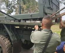 Detienen mayor del ejército venezolano con 503 kilos de cocaína