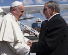 "FRANCISCO EN CUBA: ""Si sigue así, Cuba será la capital de la unidad"""