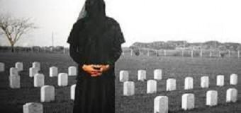 POR QUÉ el color negro cuando muere la gente…