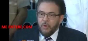 """GUILLERMO: """"Hay que gobernar con el puño de hierro de la ley"""". VIDEO…"""
