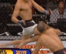 VIDEO: impactante nocaut del chileno Diego Rivas en UFC