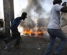 Queman destacamento policial en oeste de Haití