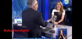 PRIMERA ENTREVISTA DE CAROLINA MEJÍA como candidata a la vice. VIDEO…