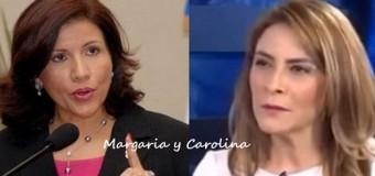 CAROLINA MEJÍA dispuesta a ir a un debate con Margarita. VIDEO…