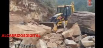 SE DERRUMBA carretera hecha por Díaz Rúa y ODEBRETCH. VIDEO…