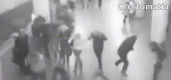 Videos muestran momento exacto de explosiones en aeropuerto de Bruselas