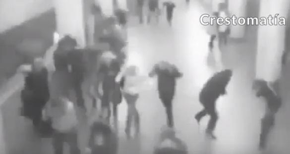 EXPLOSIÓN DE BOMBA EN BRUSELAS