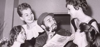 ES LA HISTORIA: Fidel Castro en Nueva York antes de la revolución…