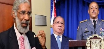 HUBIERES responsabiliza a  Monchy y al Jefe de la PN de cualquier acto en su contra. AUDIOVÍDEO…