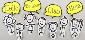 The ten most widely spoken world languages…