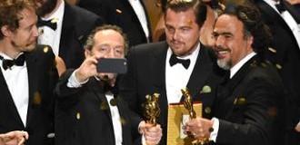 Leonardo DiCaprio Tanto lo esperó… Y casi lo pierde!!