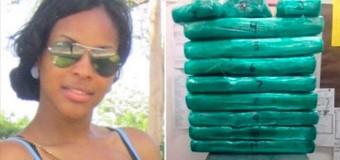 Dan para atrás a fianza de narcoazafata acusada de transportar cocaína…
