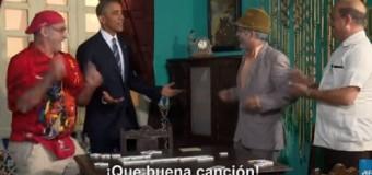 LA CURA DE OBAMA con Pánfilo en Cuba. VIDEO…