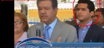 """FUNCIONARIO """"aquerosea"""" hijo de Leonel. VIDEO…"""