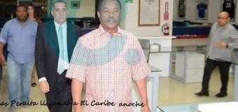 BLAS PERALTA dice se entregará hoy sábado por caso Aquino Febrillet…