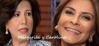 CAROLINA MEJIA 80/20%  contra Margarita en sondeo de la Z-101. AUDIO…