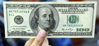 El billete de cien dolares es el más usado por narcos y evasores…