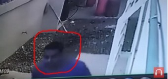 LA INSUPERABLE ofrece 50 mil pesos a quien identifique ladrón escaló su casa. VIDEO…