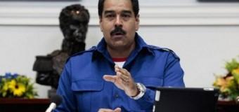 """MADURO: EEUU dirige """"directamente"""" golpe de Estado """"en marcha"""" en Venezuela"""