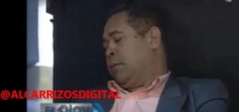 """LO ATRAPAN """"tirando pavita"""" en El Show del Mediodía. VIDEO…"""