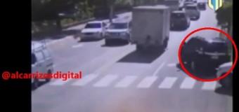 VÍDEO MUESTRA persecución a yipeta de Aquino Febrillet. VIDEO…