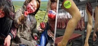 En Corea del Norte la gente come carne humada