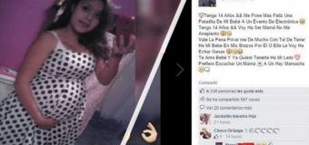 Niña de 14 años queda embarazada de su padre y dice que se siente orgullosa