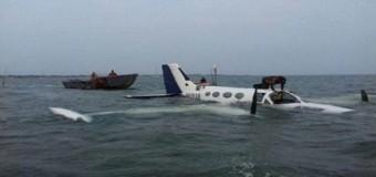Avioneta que cayó en lago de Venezuela habría salido del aeropuerto El Higüero el viernes