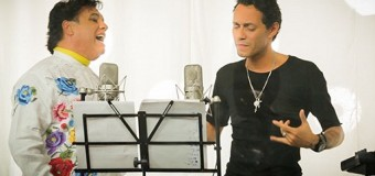 CALENTITA: Juan Gabriel estrena el video en dúo con Marc Anthony (VIDEO)