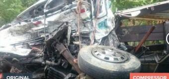 4 muertos y dos heridos en accidente de tránsito en Azua