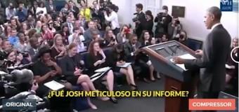 VIDEO: Las cosas de Obama; sorprendió a un grupo de estudiantes en la Casa Blanca