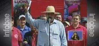 MADURO ACUSA nuevamente a EEUU por supuesto plan golpista